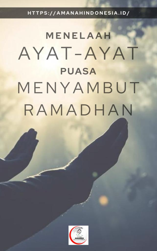 Persiapkan Ramadhan Anda. Klik, Unduh dan Baca Bukunya !